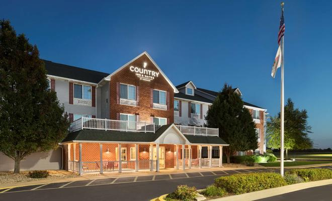 Country Inn & Suites By Carlson, Manteno. IL