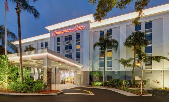 Hampton Inn Fort Lauderdale West